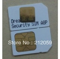 Original SIM A8P Card for 800HD se 800-S DVB-S satellite receiver and 800 se 800-C DVB-C cable receiver free shipping