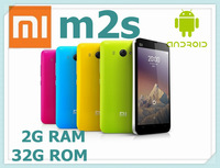 Free shipping 100% Original Xiaomi M2S / Mi2S in stock 32G Quad Core 3G Android Smart Phone -4.3 '' 2G RAM 32G ROM