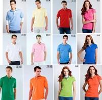 New 2014 men t shirts Men sports t shirt short sleeve Men Casual polo shirts brand cotton top quality Big size,Free shipping