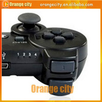 Free Shipping Bluetooth 6 SIXAXIS Wireless Controller for PS3 2pcs/lot