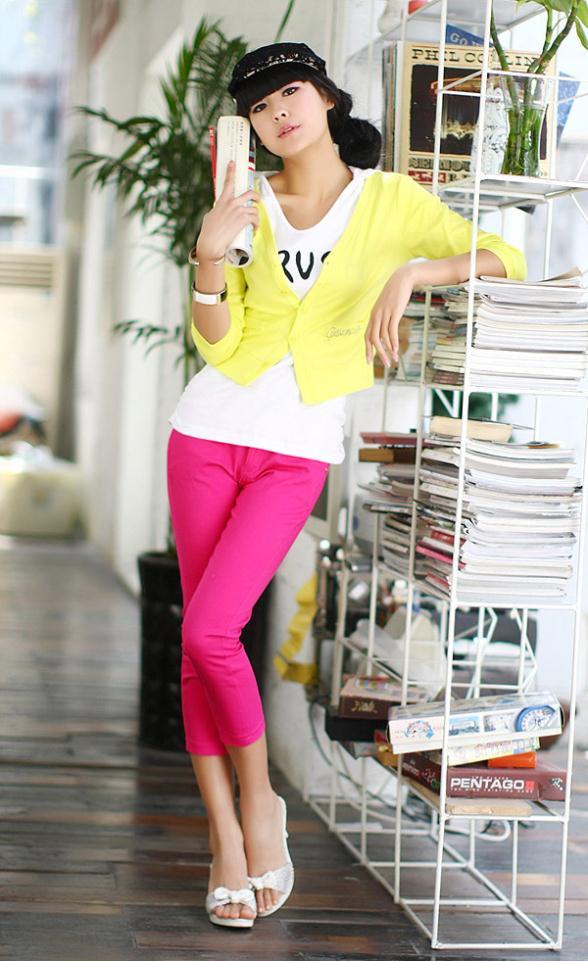 Женские брюки Jeggings