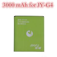 100% Original  for JIAYU G4 3000 mAH Smartphone