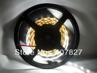 Cool White LED strip light SMD5630 60leds/M 500CM NON-Waterproof IP33 DC12V 300 leds/5M For Car/House/Party/Bar/Dining room