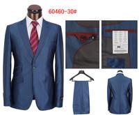 2014 Men Business Suit Slim Fit Tuxedo Suit Men's Brand Suits Male Formal Dress Suit Coat+Pants S-4XL
