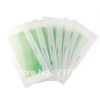 FREE SHIPPING!!! Double Side Green Waxing Papers 20pcs Hair Remover Removal for Leg Body