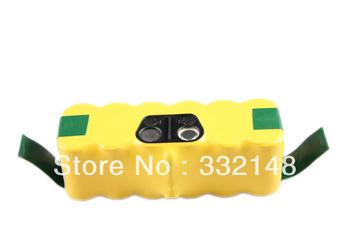 14.4V 3500mAh irobot Roomba 500 Series, Roomba 600 Series, Roomba 700 Series vacuum cleaner Battery