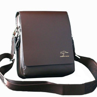 2013 Kangaroo male package shoulder bag messenger bag casual bag bags