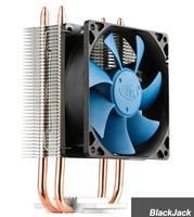 Deepcool CPU Cooler GAMMAXX 200 2 heatpipe PWM 9CM Fan support Intel LGA1155/1156/775 and AMD FM1/AM3+/AM3/AM2+/AM2/K8 series