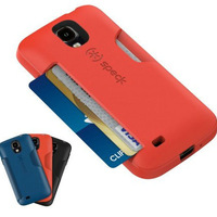Newest High Quality Special TPU Case with Card Slot For Samsung Galaxy S4 I9500+Original Box Free Shipping  wholesales