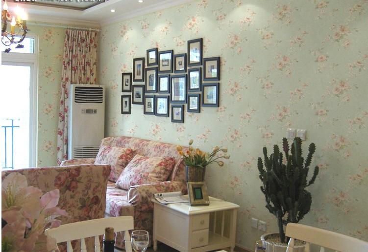 Landelijke Slaapkamer Behang : Landelijke slaapkamer behang : 10m pvc ...