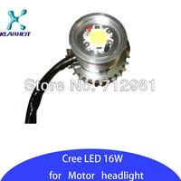 new led motorcycle headlight 16W
