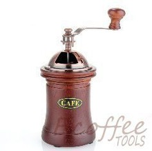 Free Shipping High quality Classic manual coffee grinder Original in Stock (China (Mainland))