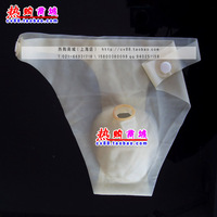Free Shipping Safety pants delay condoms male natural latex panties isolation adult supplies 003