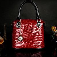 2012 new female handbags College Wind shoulder bag clutch handbag Internal wallet 8 Color Free shipping