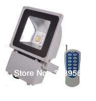 100W Light DIMMING dimmable color RGB 100M wireless  control LED Floodlight Spotlight  light 2year warranty CE&Rohs 85V-265V