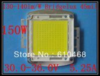 Free shipping High power LED 150W 130-140lm/W Bridgelux 45mil chip