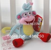 35CM Fashion Cartoon Boots the Monkey Dora the Explorer  plush doll toys toy for Child kids Christmas birthday gift