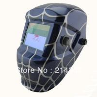 Outside control Solar auto darkening/shading filter welding helmet/welder goggles/weld mask  free shipping