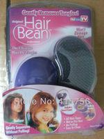 Free shippng 1set hair beans hair dressing hairstyle hair styling comb hair bean as seen on TV