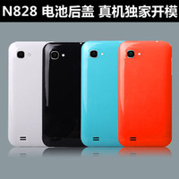 for amoi n828 battery cover phone case  mobile phone battery case battery back cover free shipping