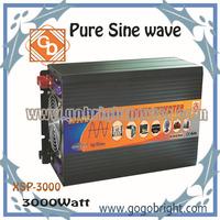 Free delivery 3000W 24v AC full sine wave power conversor XSP-3000-24v
