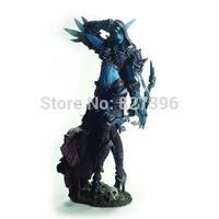 World of Warcraft: Series 6: forsaken Queen: Sylvanas Windrunner Action Figure PVC Model Game Toy