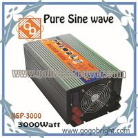 Free delivery 3000W 48v dc/ac car power inversor XSP-3000-48v