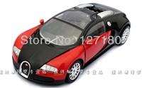 free shipping ! Bugatti Veyron sports car !! speedy   1:24 car models