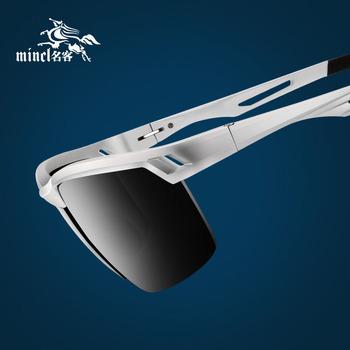 Горячая распродажа человек поляризационные очки, Солнцезащитные очки мужчины анти-uva, ...