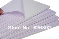 "12""x16 x3/16"" Self Adhesive Foam Board white 15 pcs/pack,free shipping"