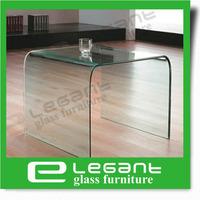 2013 Modern Glass Side Table -CB002