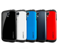 Two Layers SGP Slim Armor Hard Case For Samsung Galaxy S4 I9500