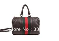 Love her and buy for her.2013 hot selling simple ladies handbag pu leather popular women shoulder messenger bag factory sale A60