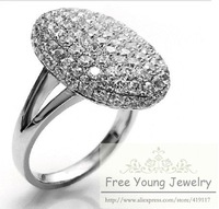 F&Y FREESHIPPING VAMPIRE New Arrival TWILIGHT Bella Crystal Ring Replica Engagement Wedding Ring jewelry valentine gift