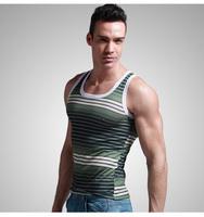 Free shipping XUBA Men's vest Basic vest O-neck casual Tank tops 2 Colors Size S M L XL