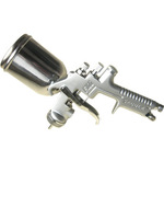 F-100G spray gun 400ml Container HIGH PRESSURE paint spray gun  furniture / wood automotive paint spray gun