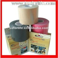 physiotherapy  athletic tape special discount for Kinesiology tape 5cm x 5m for sports safe guard back guard