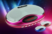 New Portable Micro SD TF USB Mini Stereo Speaker Music Player FM Radio PC Mp3