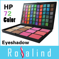 New Pro 72 Color EyeShadow blush contour Makeup Palette HP72