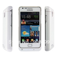 2800mAh External Battery power battery charger Case for Samsung Galaxy S2 i9100 1pcs Free Shipping