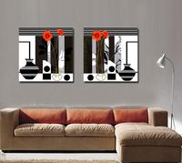 Картина HUGE BANKSY BOX HEAD CANVAS Art Print Home Wall DECOR