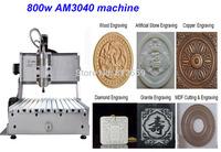 AMAN3040 mini cnc mill engraving machine