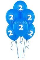 Child birthday party supplies birthday supplies decoration birthday party supplies 2  balloon 6(1 lot = 6 pcs)