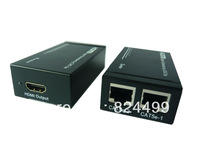 HDMI Extender 30 M Over Double Cat 5e  Support 1080P