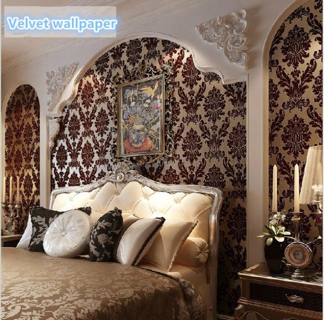 Slaapkamer » Behang Slaapkamer Paars - Inspirerende fotos en ...