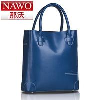 Nawo fashion cowhide large bag portable women's handbag shoulder bag picture