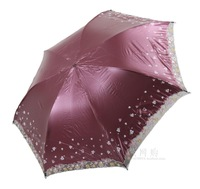 Plastic color 3383e mirror sun umbrella stsrhc pencil umbrella