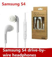 For samsung S4   note2 echinochloa frumentacea original wire earphones
