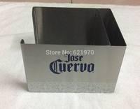Johnnie Walker Metal Bar Caddy, Napin Holder, Tissue Box