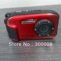 16MP waterproof  sport camera with 2.7'' TFT LCD  10 Meters underwater